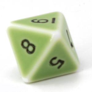 W8 Porcelain green / Schwarz