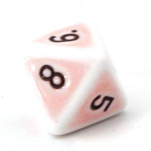 W8 Porcelain pink / Schwarz