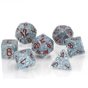 Speckled Air™ Polyhedrische Würfel 7er Set