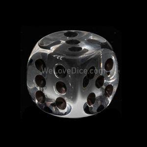 18mm W6 glasklar transparent / schwarz Deutsch